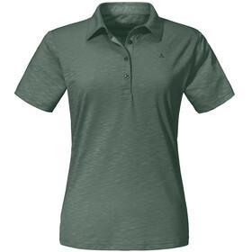 Schöffel Capri1 - T-shirt manches courtes Femme - gris